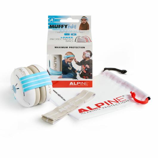 Alpine - Muffy Baby hallásvédelem csecsemőknek