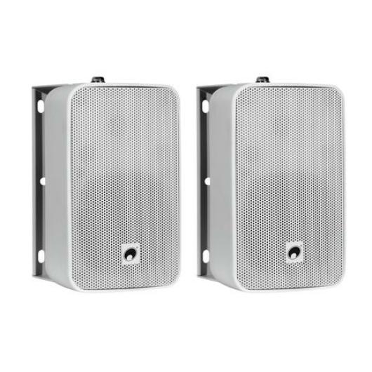 OMNITRONIC - ODP-204 Installation Speaker 16 ohms white 2x
