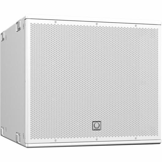 Turbosound - NuQ115B-AN Aktív mélysugárzó fehér