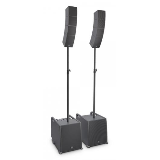 LD Systems - CURV 500 PS hordozható dupla array rendszer