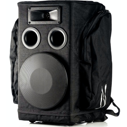 Partybag - 6 Wireless TX-RX Black