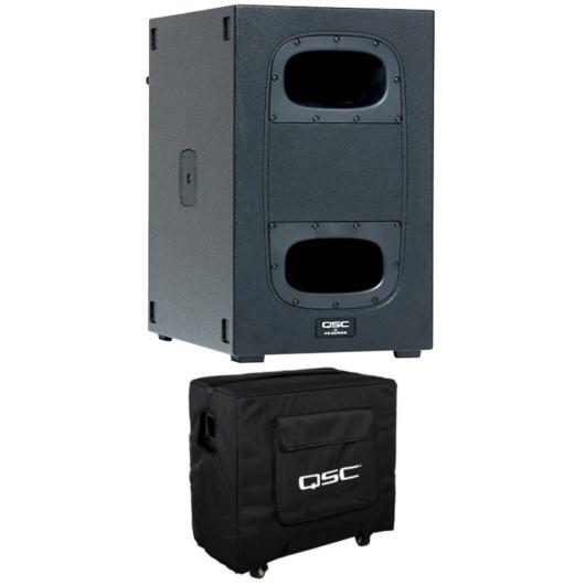 QSC-KS112 2000w aktív subhangfal