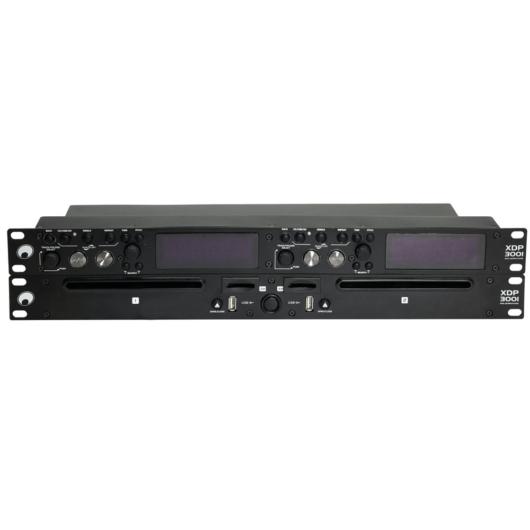 Omnitronic - XDP-3001 CD/MP3 Player