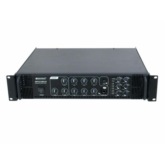 OMNITRONIC - MPVZ-350.6 PA mixing Amplifier