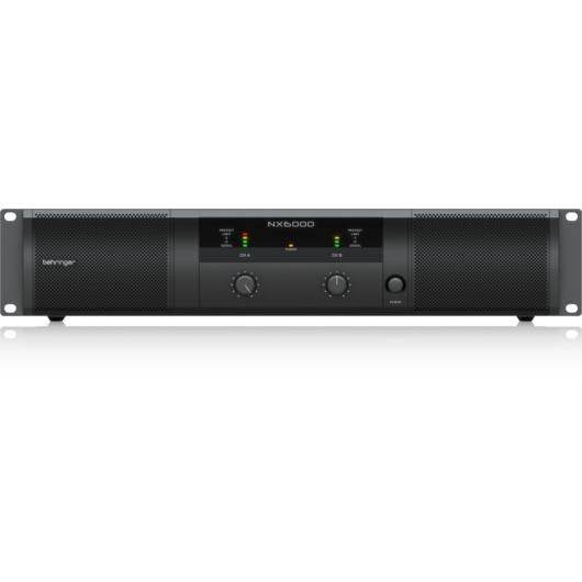 Behringer - NX6000 végfok