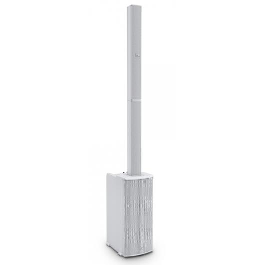 LD Systems - MAUI 11 G2 W aktív PA torony rendszer fehér, szemből