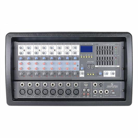 Soundsation - PMX-8UBT keverő erősítő
