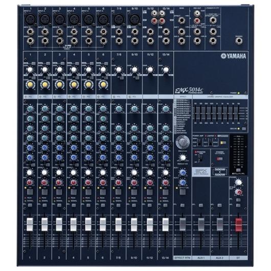 Yamaha - EMX 5014C keverőerősítő