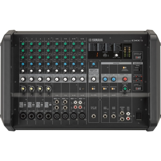 Yamaha - EMX5 keverőerősítő
