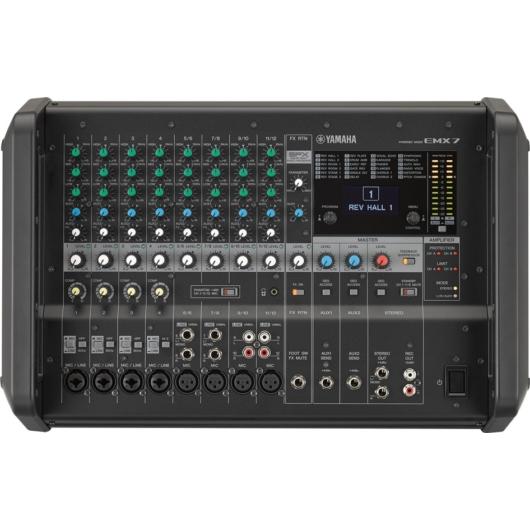 Yamaha - EMX7 keverőerősítő