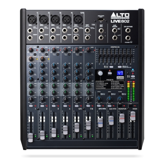 Alto - LIVE802