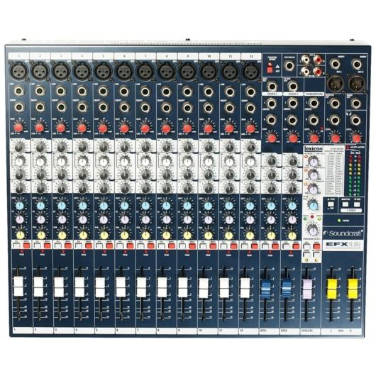 Soundcraft - EFX12