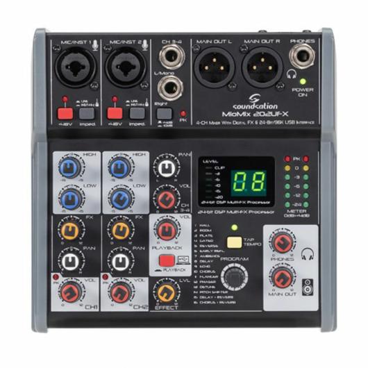 Soundsation - Miomix202UFX