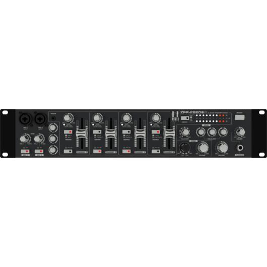 Hill Audio - ZPR2820V2 2-ZONES
