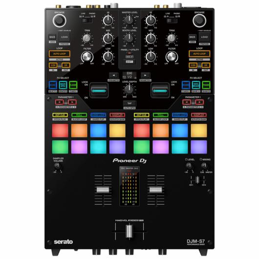 Pioneer DJ - DJM-S7 Keverő
