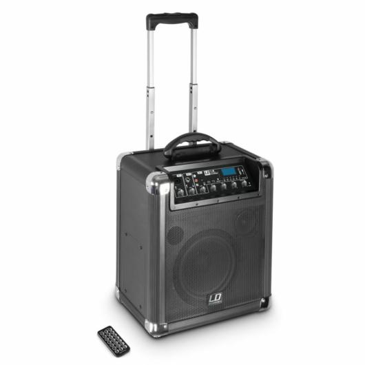 LD Systems - RoadJack 8 Hordozható hangrendszer