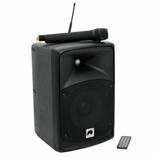 Omnitronic - WAMS-08BT vezeték nélküli PA rendszer