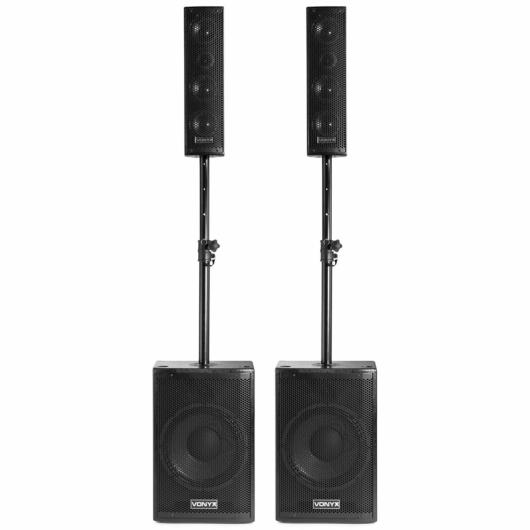 Vonyx - VX1050BT Aktív hangfal rendszer