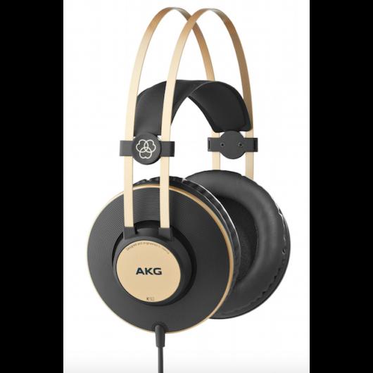 AKG K92 stúdió fejhallgató oldalról
