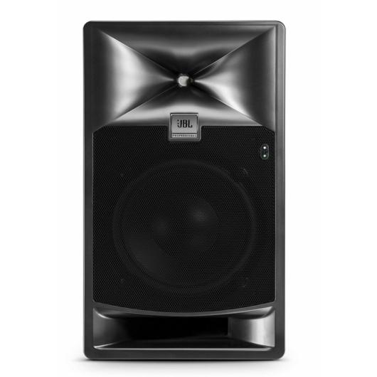 JBL - LSR708P aktív bi-amp stúdió monitor 250W