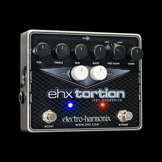 Electro-harmonix effektpedál - EHXTortion