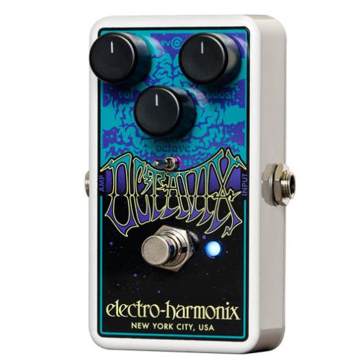 Electro-harmonix effektpedál Octavix