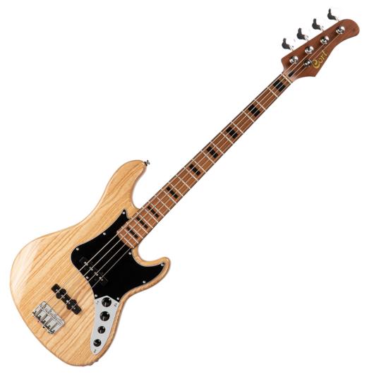 Cort - Co-GB64JJ-NAT el.basszusgitár, natúr