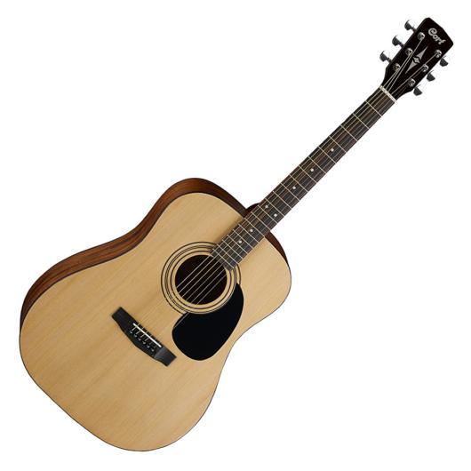 Cort - Co-AD810-OP akusztikus gitár ajándék hangolóval
