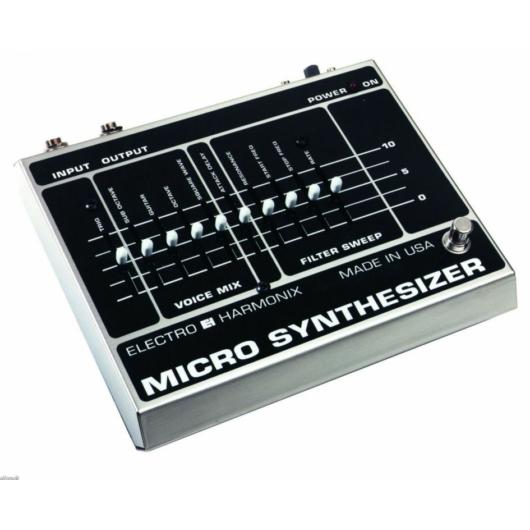 Electro-harmonix effektpedál - Micro Synthesizer