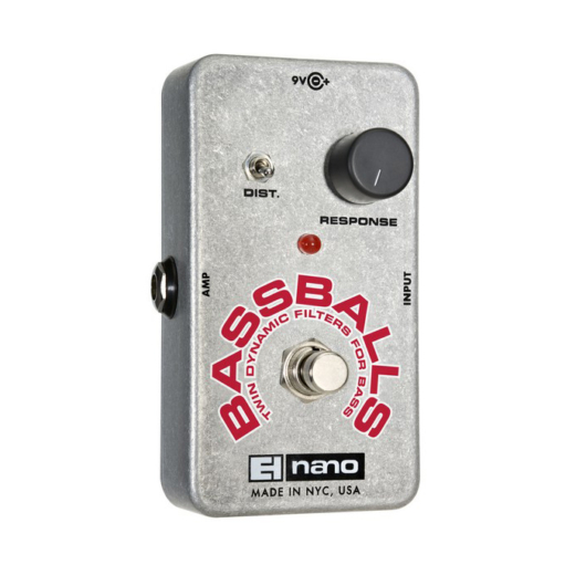 Electro-harmonix effektpedál Nano Bassballs