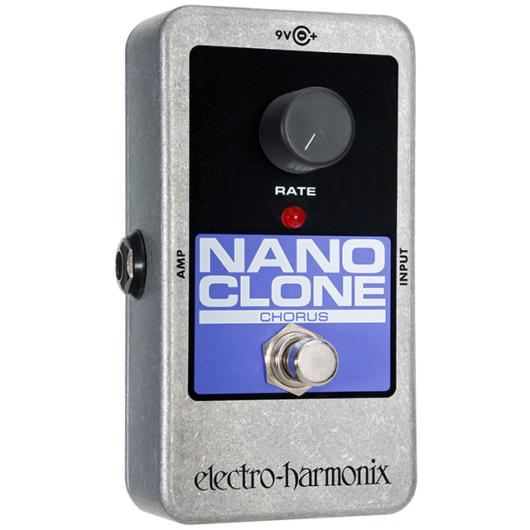 Electro-harmonix effektpedál Nano Clone