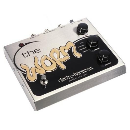 Electro-harmonix effektpedál - The Worm