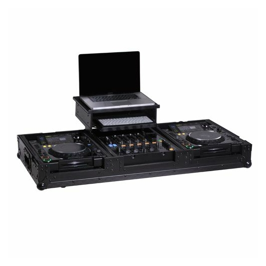 Zomo - Flightcase P 2000 12 Plus NSE