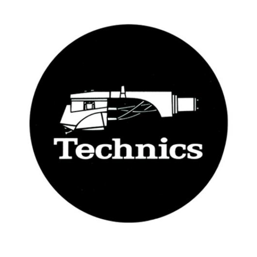 Technics - Slipmats Headshell 1