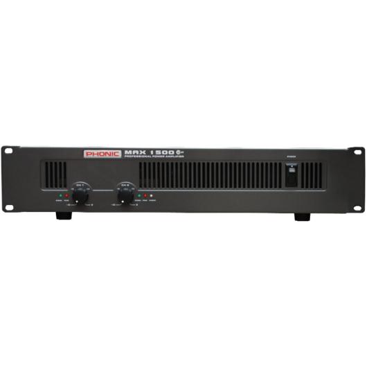 Phonic - MAX1500 Plus
