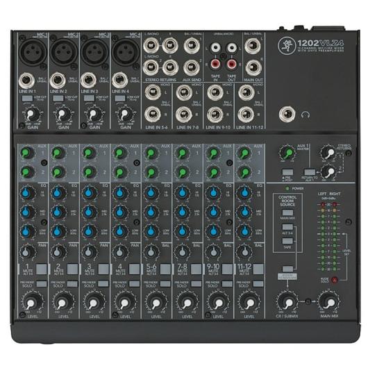 Mackie - 1202 VLZ4 Mixer
