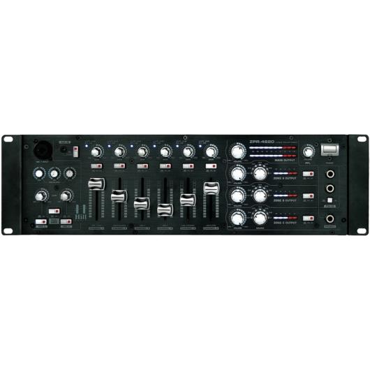 Hill Audio - ZPR4620 4-ZONES Készletakció!