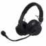 Kép 1/4 - Audio Technica - AT-BPHS2  Broadcast sztereó headset dinamikus mikrofonnal