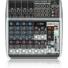 Kép 1/4 - Behringer - XENYX QX1202USB 8 bemenetes 2 buszos USB-s keverő