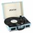Kép 1/11 - Fenton - RP115B Turquoise Kofferes bakelit lemezlejátszó Bluetoothal