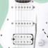 Kép 7/7 - Cort - G110-CGN elektromos gitár karibi zöld