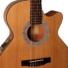 Kép 6/7 - Cort klasszikus gitár elektronikával, matt natúr
