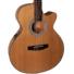 Kép 2/7 - Cort klasszikus gitár elektronikával, matt natúr