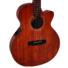 Kép 2/8 - Cort akusztikus gitár EQ-val, mahagóni