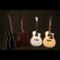 Kép 8/13 - Cort - GA5F-BK Akusztikus gitár elektronikával fekete ajándék félkemény tok