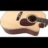 Kép 6/10 - Cort akusztikus gitár elektronikával, matt natúr
