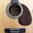 Kép 2/8 - Cort akusztikus gitár elektronikával, natúr