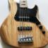 Kép 3/5 - Cort - GB55JJ-NAT 5 húros elektromos basszusgitár natúr ajándék félkemény tok