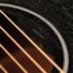 Kép 3/4 - Cort akusztikus folkgitár elektronikával, fekete