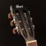 Kép 4/4 - Cort akusztikus folkgitár elektronikával, fekete